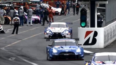 2019スーパーGTラウンド1「岡山」予選