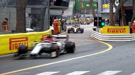 2019年F1第6戦モナコGP、FP1結果