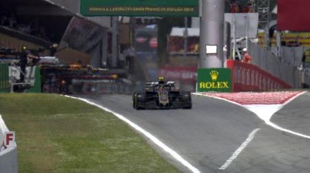 2019年F1第5戦スペインGP、FP2結果