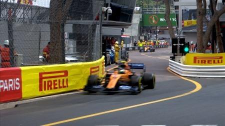 2019年F1第6戦モナコGP、FP2結果