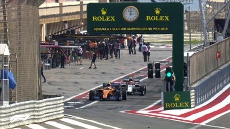 2019年F1第2戦バーレーンGP、FP3結果
