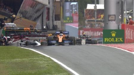 2019年F1第5戦スペインGP、FP3結果