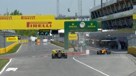 2019年F1第7戦カナダGP、FP3結果