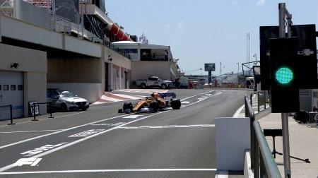 2019年F1第8戦フランスGP、FP3結果