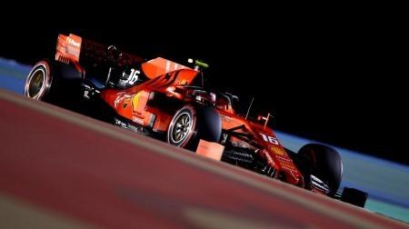 2019年F1第2戦 バーレーンGP、PPはルクレール