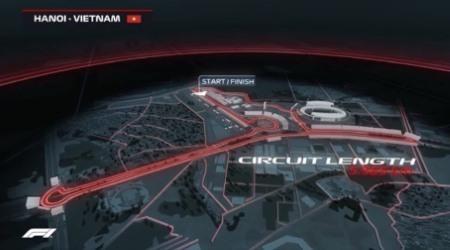 F1ベトナムGP・ハノイのアーキットの建設が着工開始