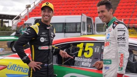 リカルド、F1引退後はバサーストを走る?