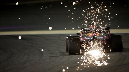 F1バーレーンGP:レッドブル・ホンダ、フェルスタッペンの初日コメント