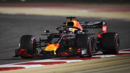 F1バーレーンGP予選:レッドブル・ホンダがパフォーマンスを出し切れず