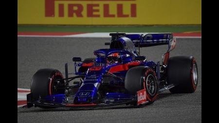 F1バーレーンGP予選:クビアト、ユーズドタイヤでピットアウトさせられるミス