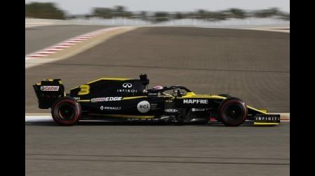 F1バーレーンGP予選:ルノーワークス、マクラーレンに敗北