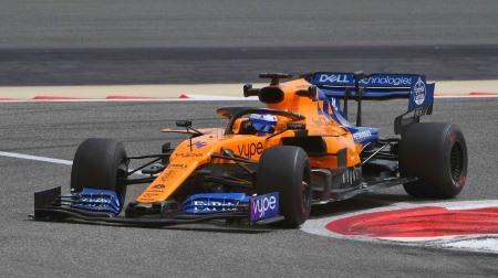 マクラーレンMCL34はあらゆる面で前進しているとアロンソ@F1バーレーンテスト