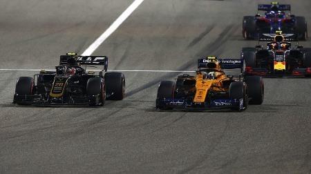 ハース、F1バーレーンGP決勝で謎の不振