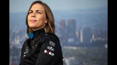 クレア・ウィリアムズ、チームの現状の責任を語る