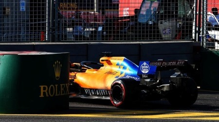 ルノー、新型MGU-Kを投入@F1中国GP