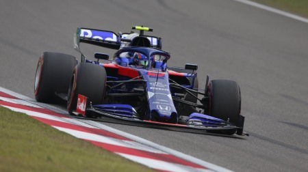 2019F1中国GPドライバー・オブ・ザ・デイ