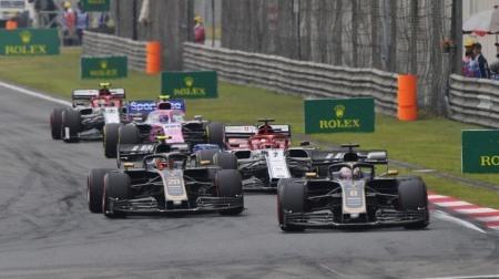 ハース、レースペースに苦戦@F1中国GP
