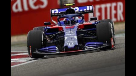 F1公式、アルボンのオーバーテイク集を作成