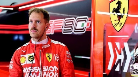 ベッテル、F1引退を否定