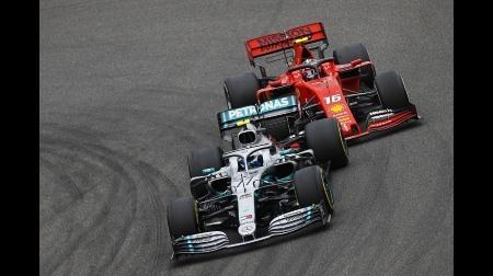 フェラーリ、メルセデス型のリアウィングを投入へ