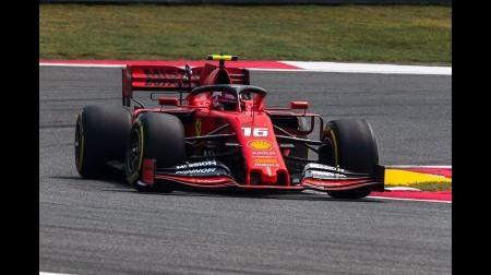 フェラーリ、バクーにアップデートを投入