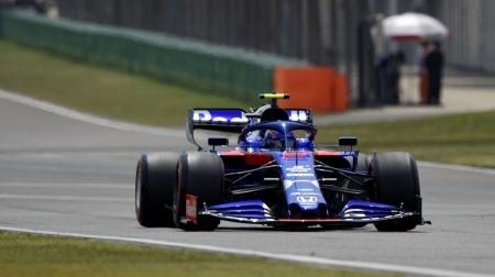 2019F1予選逆ポール選手権第3戦結果