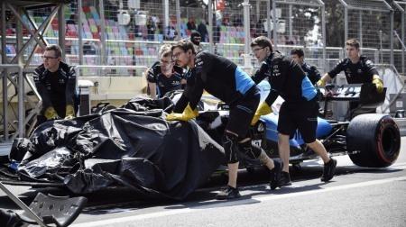 ウイリアムズ、F1アゼルバイジャンGP主催者側に賠償請求へ