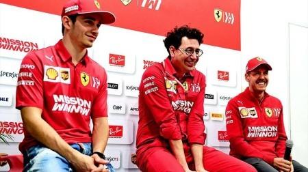 フェラーリ、またしても噛み合わず@F1アゼルバイジャンGP予選