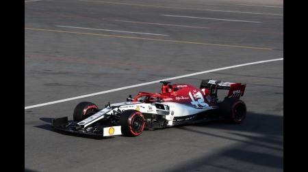 ライコネンが車両規定違反で予選タイム抹消@F1アゼルバイジャンGP