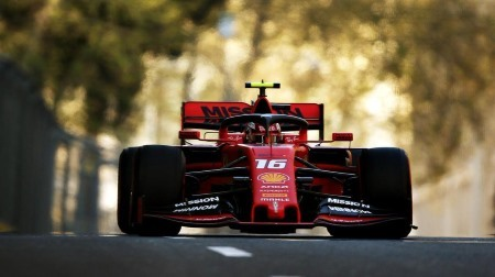 2019F1アゼルバイジャンGPドライバー・オブ・ザ・デイ