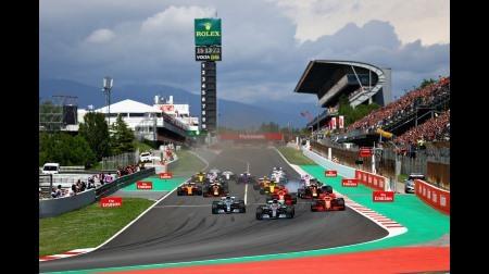 2019F1スペインGPのタイヤチョイス