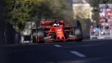 フェラーリがアップグレードPUを投入@F1スペインGP