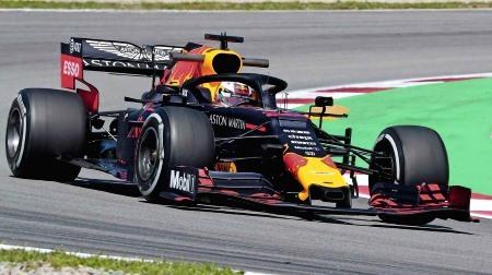 フェルスタッペンのF1スペインGP初日コメント