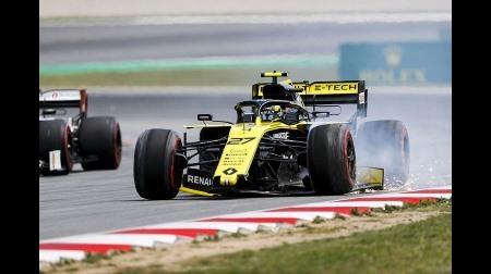 ルノーが明らかにパフォーマンス不足@F1スペインGP予選