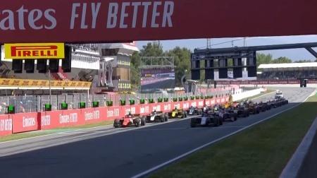 2019F2スペイン決勝レース2結果