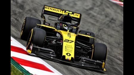 ヒュルケンベルグがピットスタート@F1スペインGP