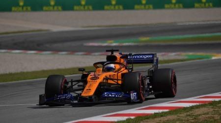 マクラーレン、展開を利してなんとか入賞@F1スペインGP
