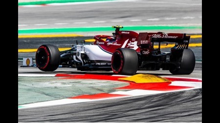 アルファロメオ、まったくダメ@F1スペインGP