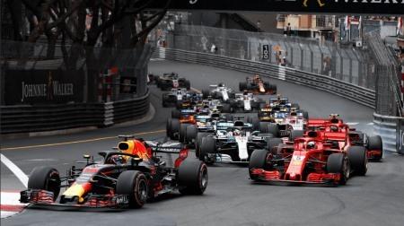 2019F1モナコGPのタイヤチョイス