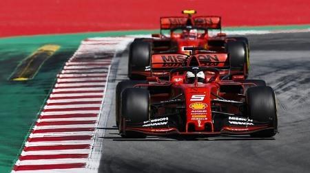 フェラーリ、レースの運営がダメすぎる