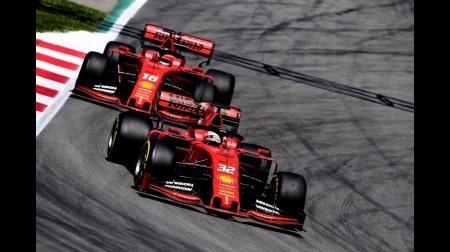フェラーリが問題を特定?
