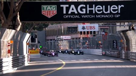 2019F2モナコ決勝レース2結果
