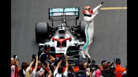 ハミルトン、厳しいレースを振り返る@F1モナコGP