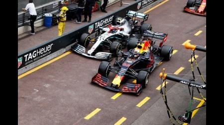 フェルスタッペン、トルクマップの切り替えを忘れる@F1モナコGP