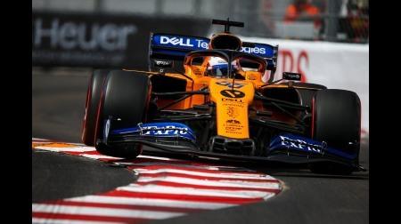 サインツがベスト・オブ・ザ・レスト@F1モナコGP