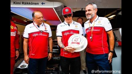 ライコネン、順位を上げるすべなく@F1モナコGP