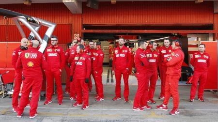 フェラーリ、レッドブルからシミュレータ担当エンジニアを引き抜き