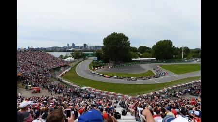 F1カナダGPのアップデート情報