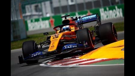 サインツにグリッド降格ペナルティ@F1カナダGP予選