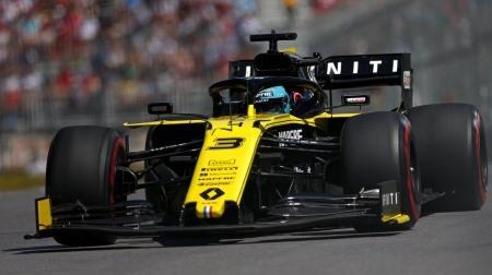 リカルドがまさかの4位@F1カナダGP予選